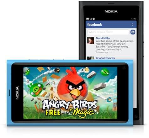 n9 features apps - Nokia N9 - Review