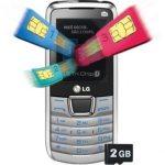 20120306043744 03 CEL A LG A290 TRI CHIP PRATA 150x150 - LG revela os planos para 2012