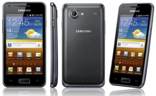 Samsung Galaxy S Advance 610x375 - TIM lança Samsung Galaxy S II Lite por R$999