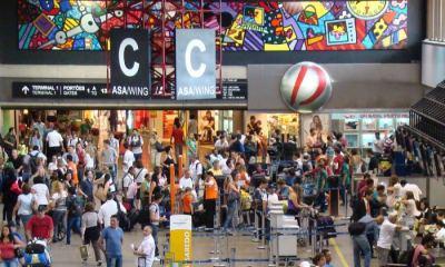 f 78188 - Copa: aeroportos oferecem internet gratuita