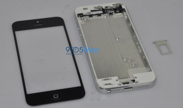 Vazam novas imagens do suposto iPhone 5 5