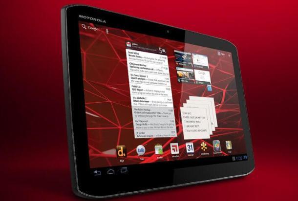 Motorola XOOM 2 610x413 - Review: Motorola XOOM 2