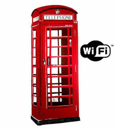 phone box wallpaper - Cabines telefônicas + Wi-Fi: por que ninguém (além da Oi) tinha pensado nisso?