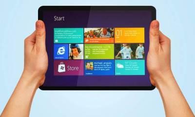 Imagining Nokia iPad destroying Windows 8 tablet - Windows 8.1 Update 1: nova atualização chega em 11 de março