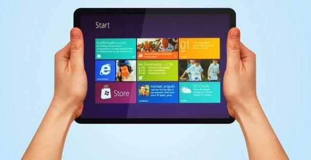 Imagining Nokia iPad destroying Windows 8 tablet 610x315 - Microsoft e Nokia anunciam tablet nesta segunda-feira