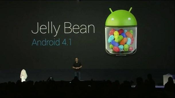 android 4.1 610x344 - Google I/O 2012: veja os detalhes da atualização Android 4.1 (Jelly Bean)