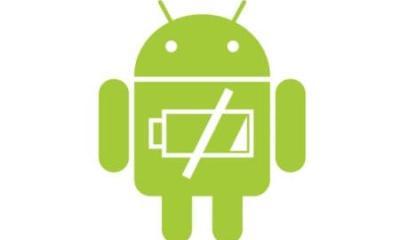 android battery life - Alerta: aplicativos que acessam a API de controle de energia podem ser, ironicamente, matadores de bateria