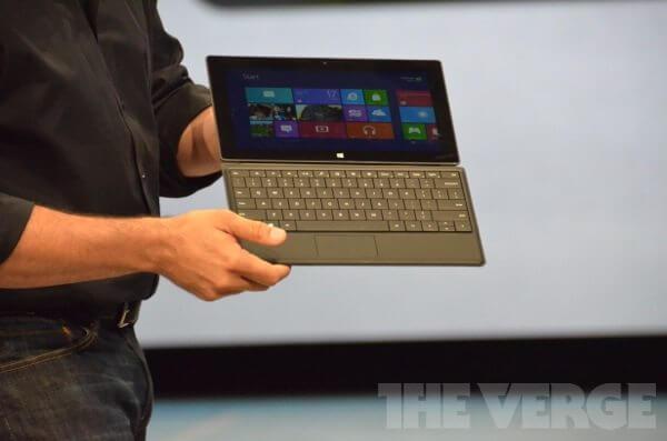 verge lb 1067 - Veja detalhes sobre os novos tablets da Microsoft (ao vivo)