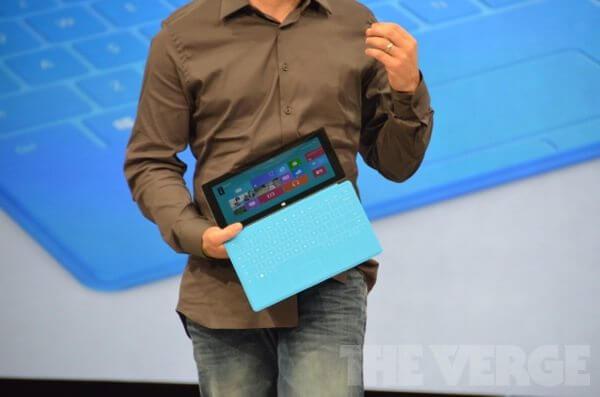 verge lb 1198 - Veja detalhes sobre os novos tablets da Microsoft (ao vivo)