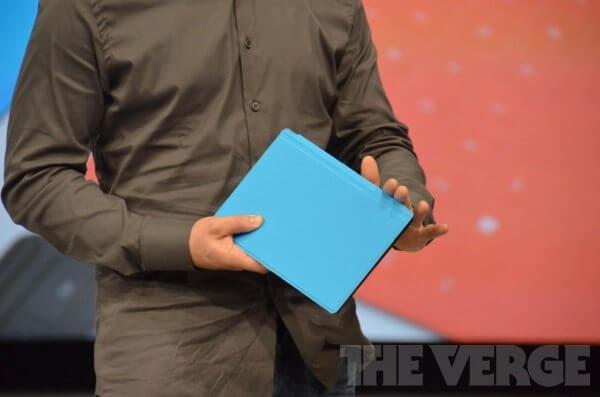 verge lb 1210 - Veja detalhes sobre os novos tablets da Microsoft (ao vivo)