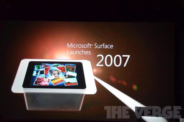 verge lb 767 - Veja detalhes sobre os novos tablets da Microsoft (ao vivo)