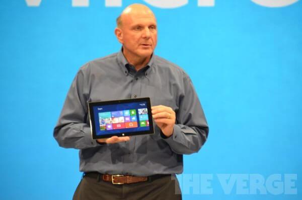 verge lb 852 - Veja detalhes sobre os novos tablets da Microsoft (ao vivo)