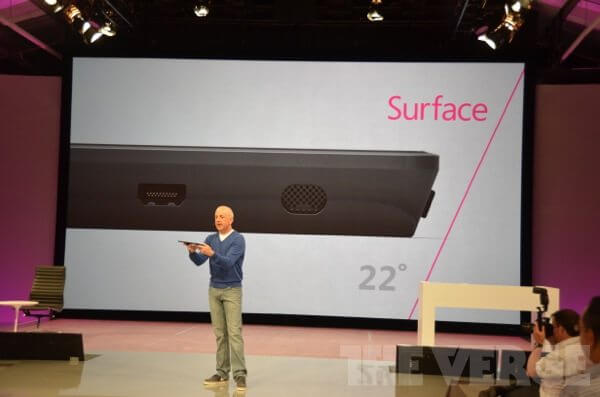 verge lb 870 - Veja detalhes sobre os novos tablets da Microsoft (ao vivo)