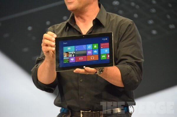verge lb 975 - Veja detalhes sobre os novos tablets da Microsoft (ao vivo)