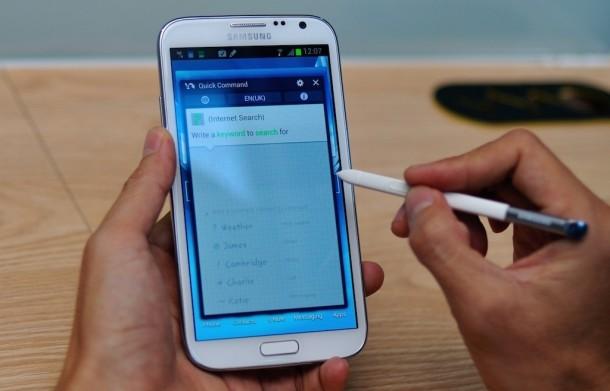 Galaxy Note II e Note I 27 610x391 - Galaxy Note II: Samsung vende 3 milhões de unidades em apenas 1 mês