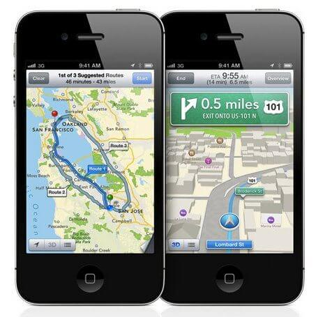 apple ios 6 preview maps - Apple está corrigindo falhas dos Mapas do iOS 6 em tempo recorde