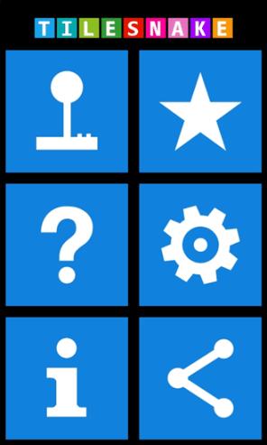 Tile Snake Nokia 1 - Jogo Snake ganha versão para o Windows Phone