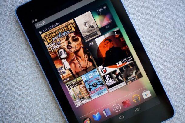 062712 nexus tablet 004edit 610x406 - Android alcança o iOS em número aplicativos disponíveis