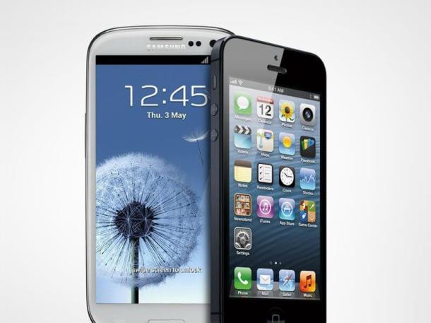 Galaxy SIII da Samsung desbanca iPhone da Apple e vira celular mais vendido no mundo 610x457 - Galaxy SIII desbanca iPhone e vira smartphone mais vendido do mundo