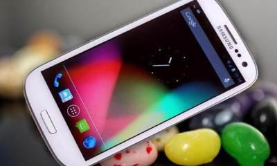 samsung galaxy s III jelly bean - Galaxy SIII e Galaxy X brasileiros já começam a receber o Android 4.1