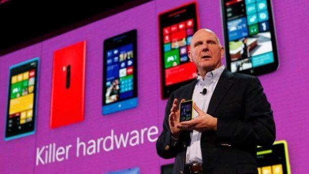 steve ballmer windows phone 8 301012 620x350 610x344 - Windows Phone 8: A Missão