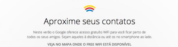 Google vai oferecer Wi-Fi gratuito em 150 bares brasileiros