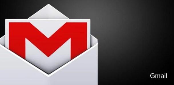 Gmail 610x297 - Gmail para o Android é atualizado com mensagens redimensionáveis e arrastar para arquivar