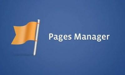 Facebook Pages Manager Gerenciador de Páginas 1