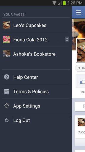 Facebook Pages Manager Gerenciador de Páginas 3