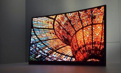 Primeira TV Oled Curva da Samsung - CES 2013: veja as melhores Smart TVs da Feira