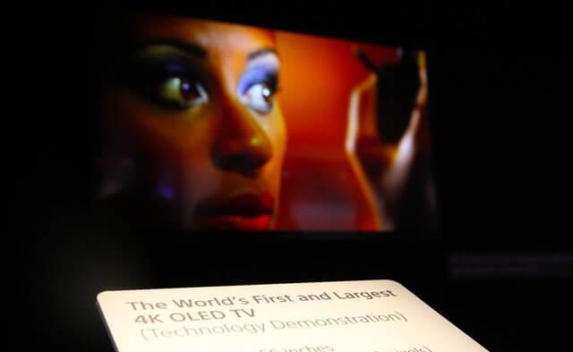 Sony OLED TV 4K - CES 2013: veja as melhores Smart TVs da Feira