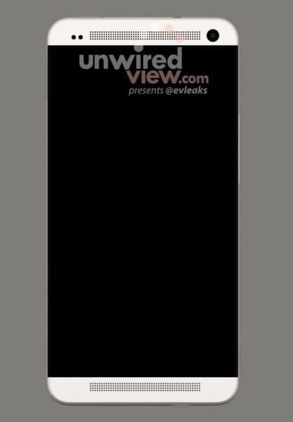 Supostas imagens do HTC M7 vazam na internet 1