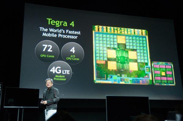 Tegra 4: o processador mobile mais rápido do mundo