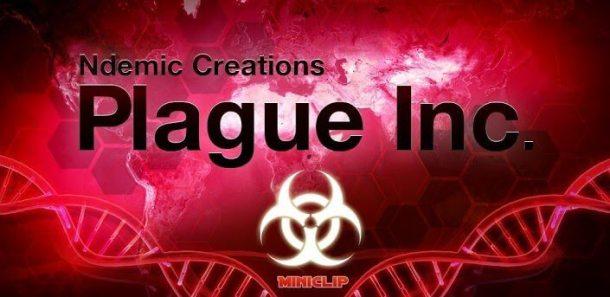 "plague logo 610x297 - Game Review: ""Plague Inc"" (iOS/Android)"