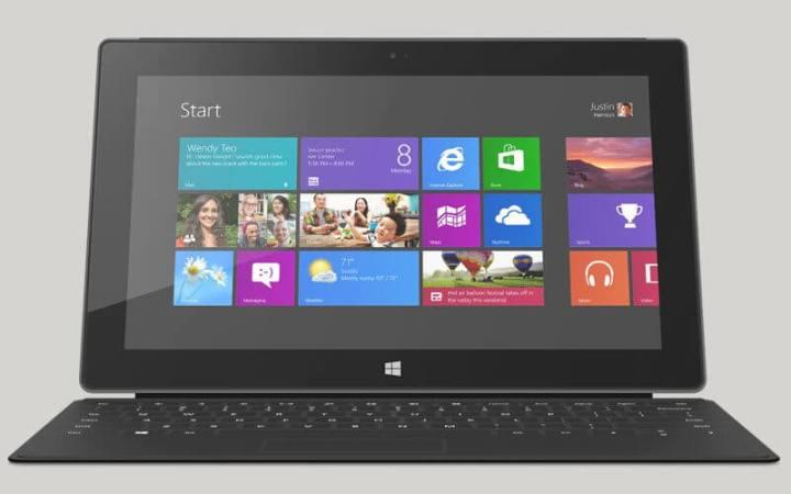 Microsoft Suface Pro com Windows 8 Pro