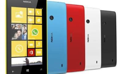 600 nokia lumia 520 color range 1 - Nokia Lumia 520, Windows Phone mais barato do mundo, é homologado no Brasil