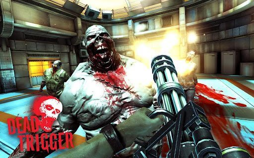 Dead Trigger - Game review: Dead Trigger (Android/iOS)