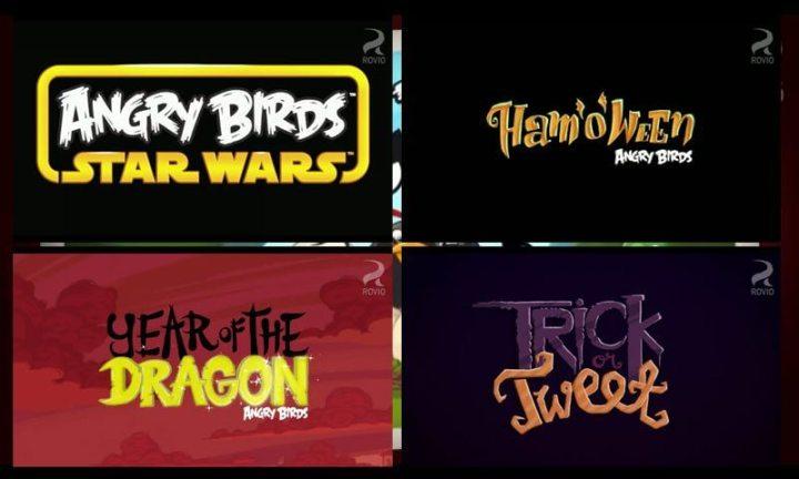abirds specials 720x432 - Angry Birds Toons, o mais popular dos jogos mobile vira cartoon