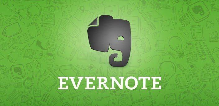 evernote0 - Evernote 5.0 é disponibilizado para o Android