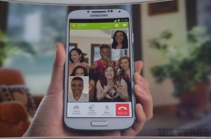 s4 720x476 - Lista de espera do Galaxy S4 já é quatro vezes maior do que a do Galaxy S3