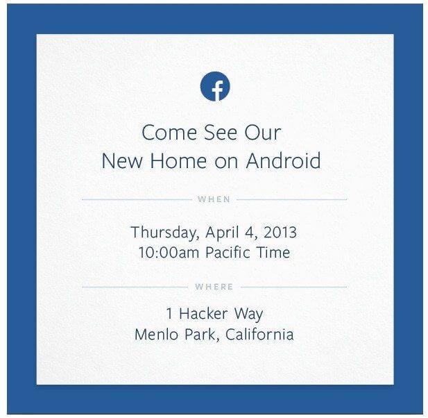 "screen shot 2013 03 28 at 5.04.27 pm - Facebook marca evento para mostrar ""sua nova casa"" no Android"
