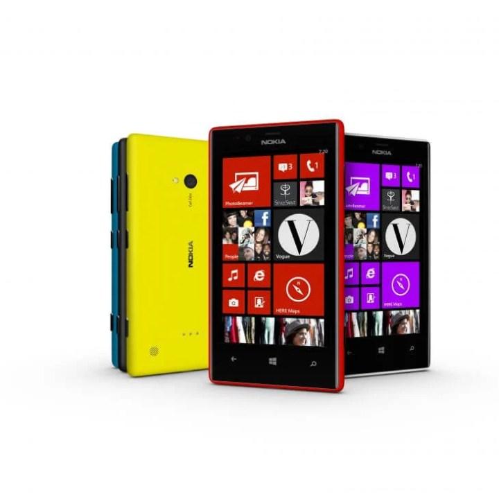 700 nokia lumia 720 color range 720x720 - Lumia 720 chega ao Brasil com a difícil tarefa de superar os concorrentes