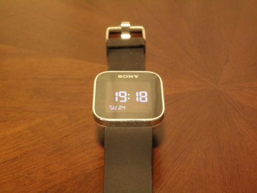 P3240256a 720x540 - Review: Sony Smartwatch