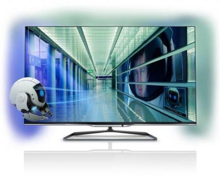 Série 8000a 720x576 - Philips TV fecha parceria com rede de cinemas Cinépolis