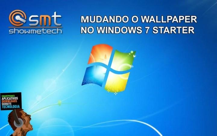 Windows7 720x450 - Tutorial: Como alterar o papel de parede no Windows 7 Starter Edition