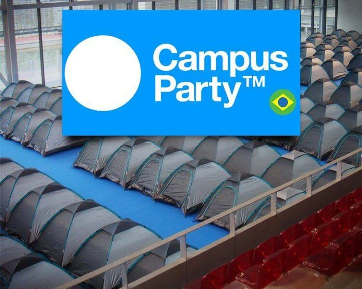 Campus Party 2013 2 720x576 - Especial: Você sabe como funciona a Campus Party?