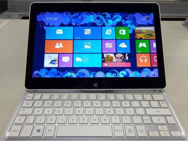 DSC01180 720x540 - Review: LG SlidePad