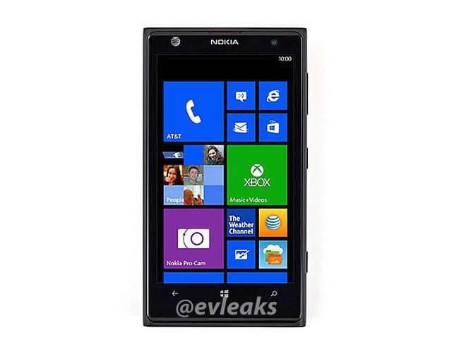 Nokia 909 2