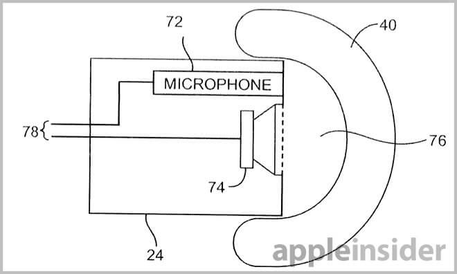 apple earbud