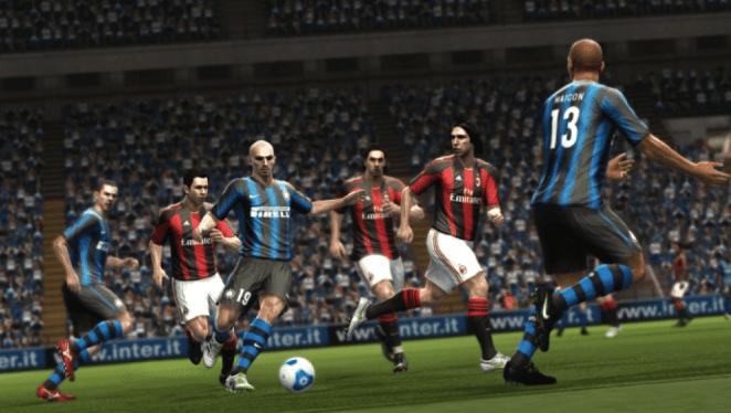 Konami faz pré-venda do Pro Evolution Soccer 2014 / reprodução